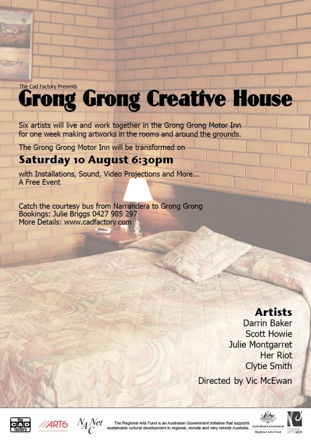 Creative House EFlyer
